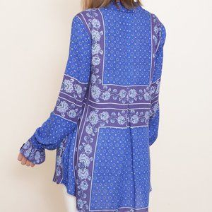 NWT FREE PEOPLE Changing Times Floral